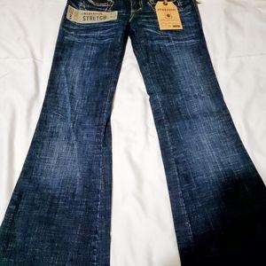 Juniors HYDRAULIC Stretch Jeans Size 5/6